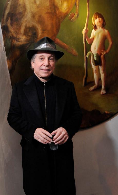 Gregory de la Haba Art Event 2009