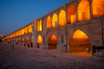 The 33-Arch Bridge. 16th century. Isfahan.