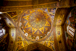 Vank Armenian Cathedral. 17th century. Isfahan.