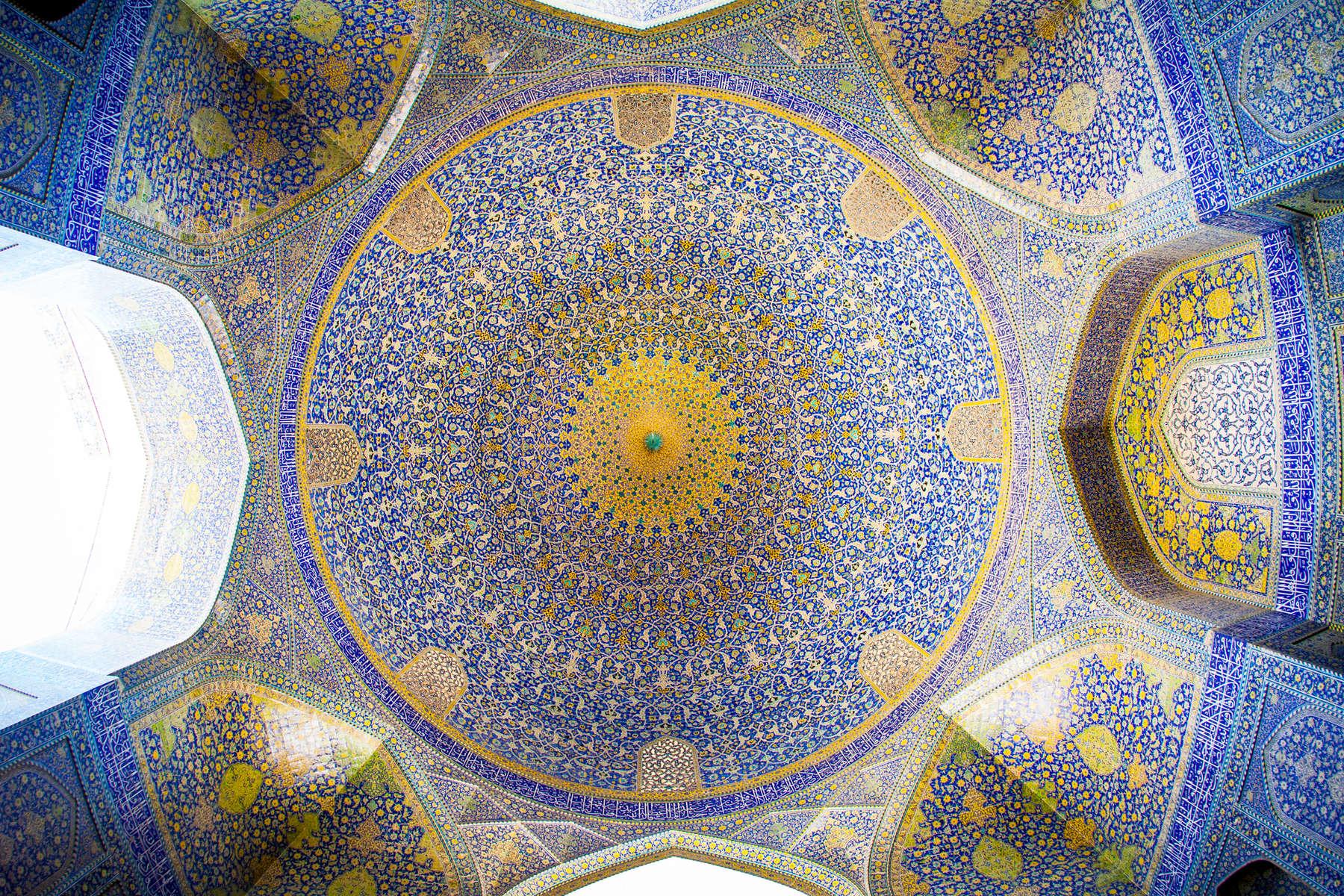 Masjid-e Imam. Isfahan.