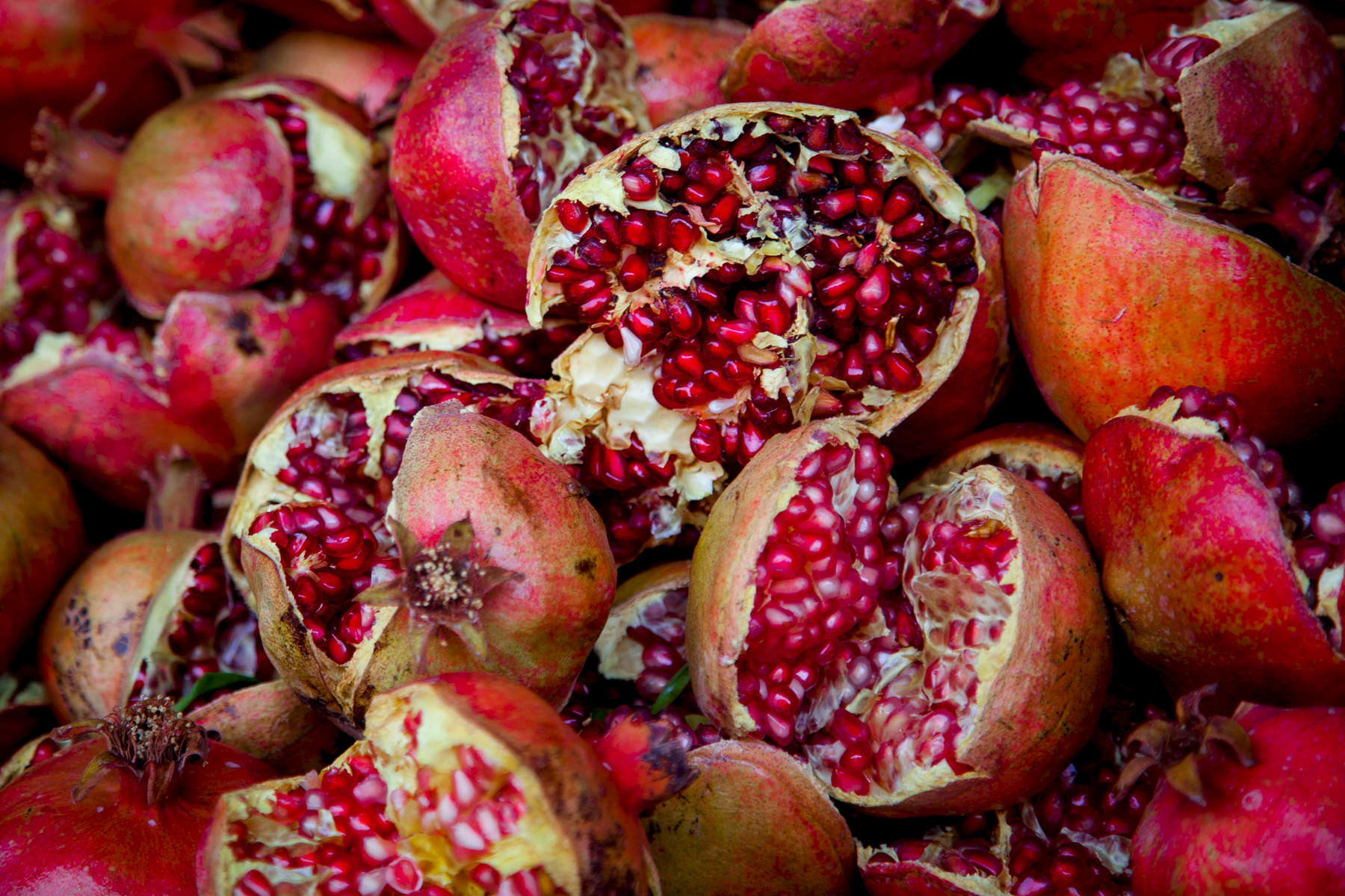 Kerman pomegranates.