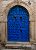 Tunis doorway.