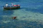 Fisherman on the Meditteranean at Mahdiyya.