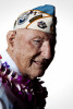 Ralph Lindenmeyer, who was stationed at Ford Island during the attack, was on his way to a day of surf and sun in Waikiki after attending Church.  He saw the swarm of Japanese planes flying over the base towards Pearl Harbor.