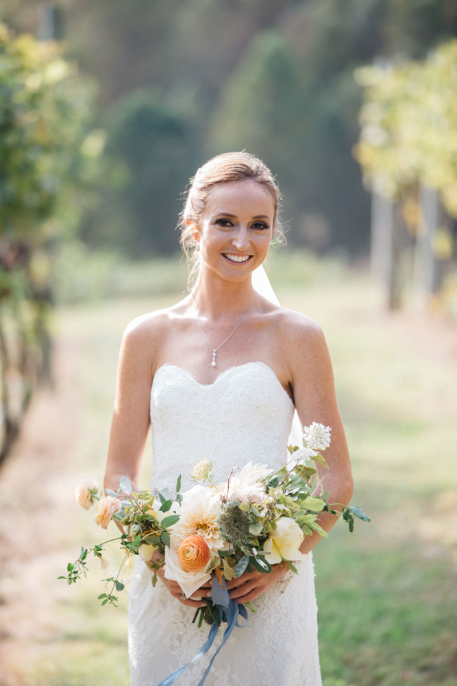 Delfosse Vineyards & Winery Charlottesville weddin