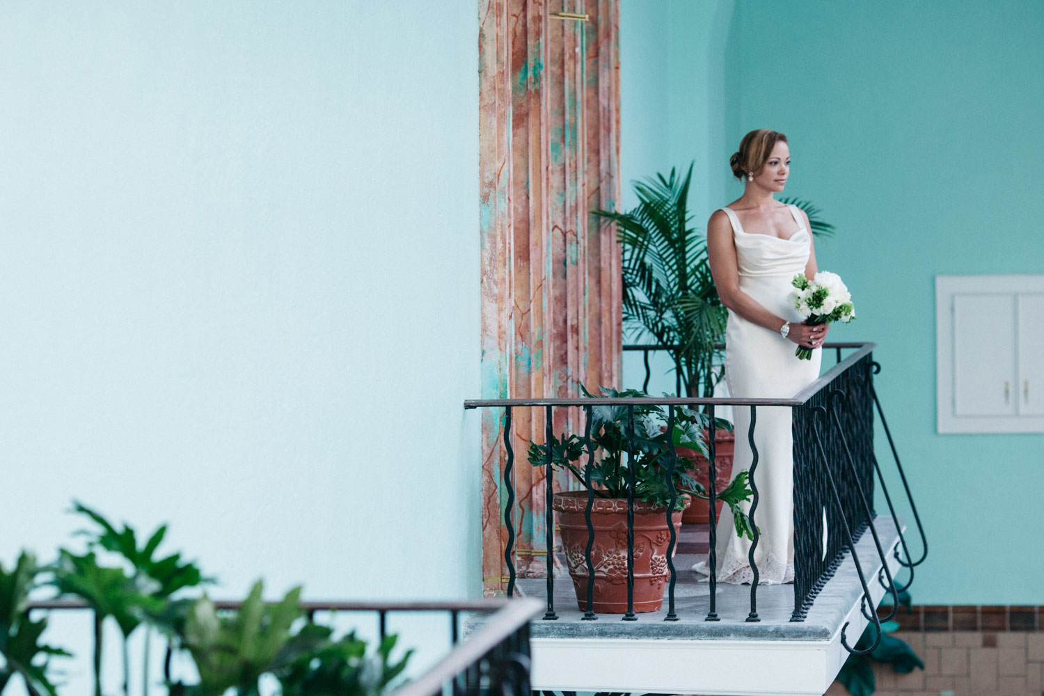 Virginia Beach Cavalier Hotel wedding