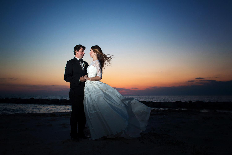 Kings creek marina wedding, cape charles wedding