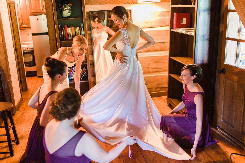 Delfosse winery wedding, Charlotesville wedding