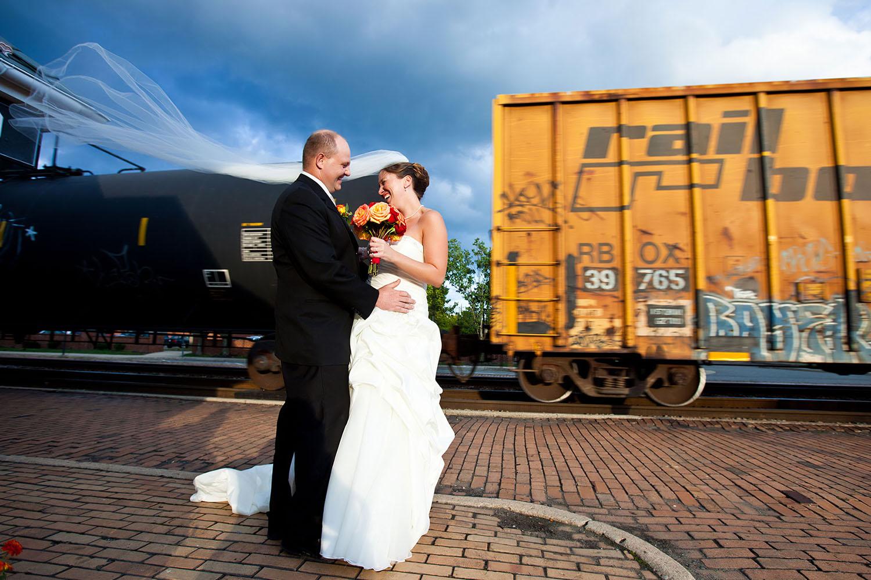Ashland wedding