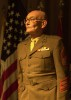 Portrait of Retired Marine Corps Master Sergeant Ken Benson of Newton, New Jersey