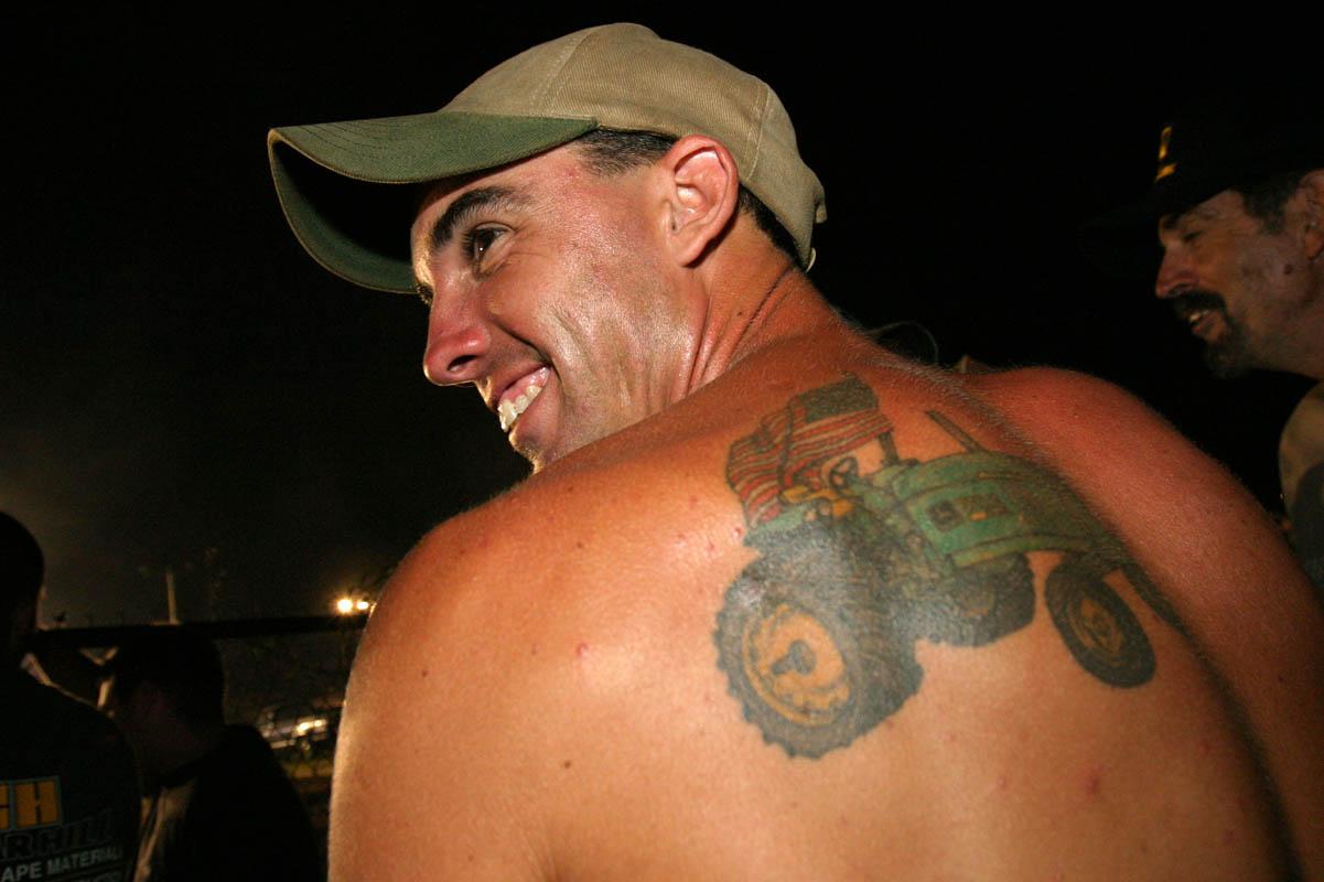 John Deere Tattoo: New Jersey Editorial Photojournalist Corporate ...