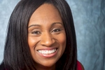 Headshot of African-American Woman business executive