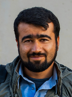 _DSC0469, Afghanistan, Hazara People, 03/2006. Portrait of a photographer in Afghanistan. retouched_Ekaterina Savtsova 05/12/2015