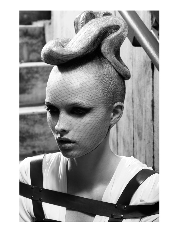 Estetica Magazine Hair Henryk Lobaczewski 2013 Nsw Hairdresser Of The Year Intershape