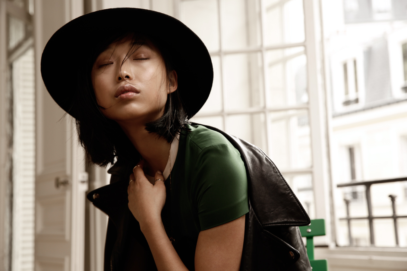MARGARET ZHANG, PARIS