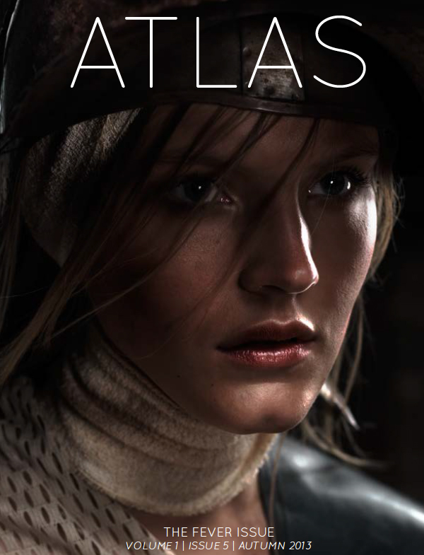 ATLAS MAGAZINE 'THE FEVER ISSUE'
