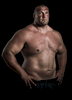 WSM athlete Terry Hollands of UK poses for a portrait ahead the World Strongest Man in China. Photo by Victor Fraile / Power Sport Images