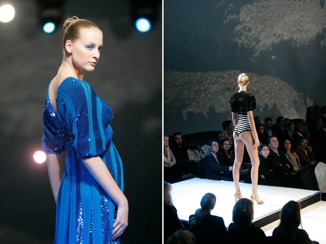 Dubai Fashion 2007.