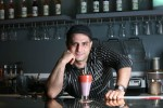 Fadi Elia, manager, Watermelon juice bar