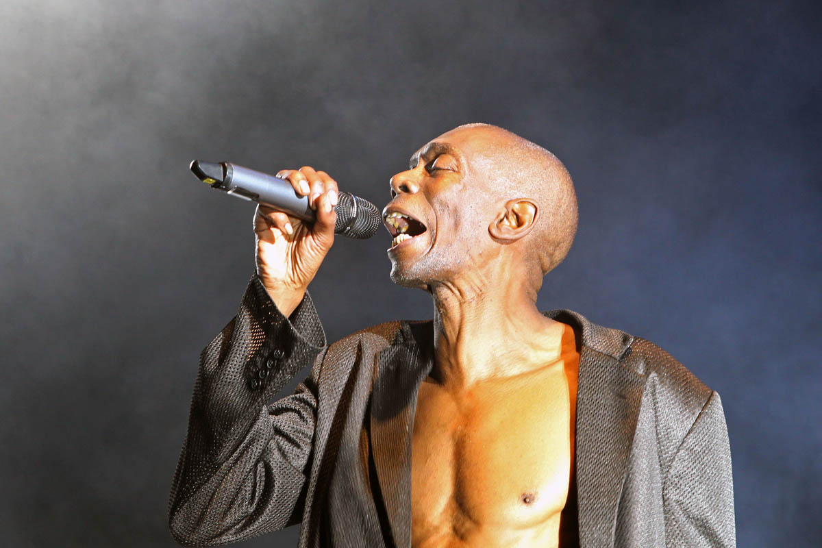 Faithless concert at Nasimi Beach, Atlantis Hotel, in Dubai, United Arab Emirates on April 1, 2011.