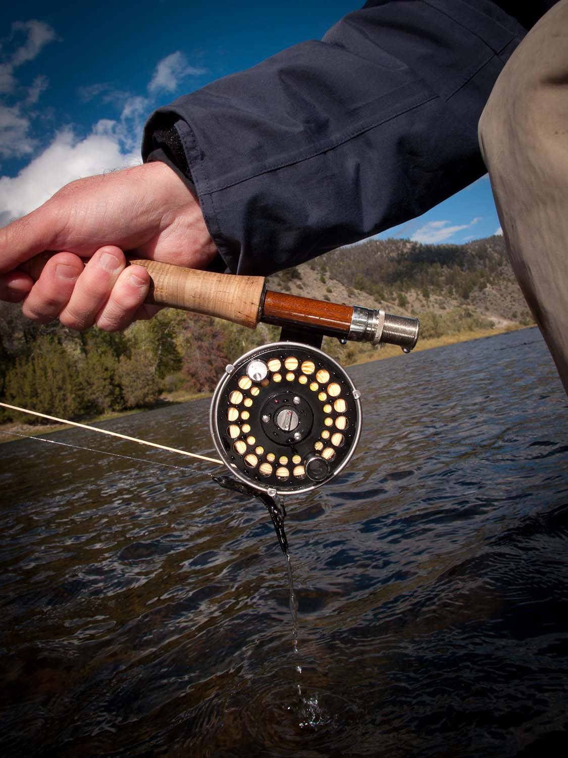 We have all the tackle that you need as part of our service, as well the teaching skill to get you comfortable using all that great gear catching fish!