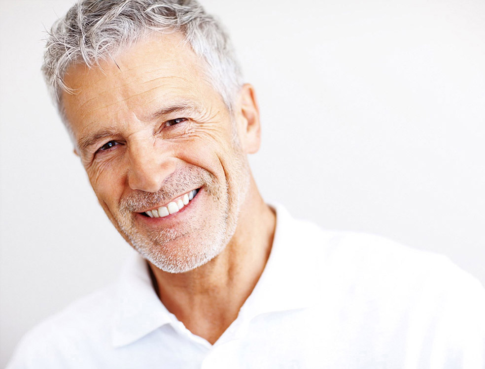 Smiling Man at Fair Lakes Family and Cosmetic Dentistry