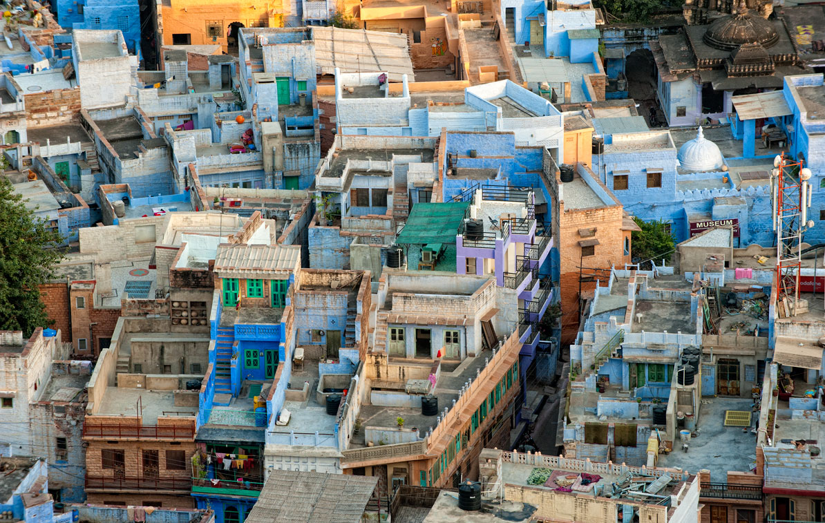 Jodhpur India  city pictures gallery : 09:59 10:00 LA CITTA' BLU IN INDIA E,, COME SEGUGIO,,, HO RISCOPERTO ...