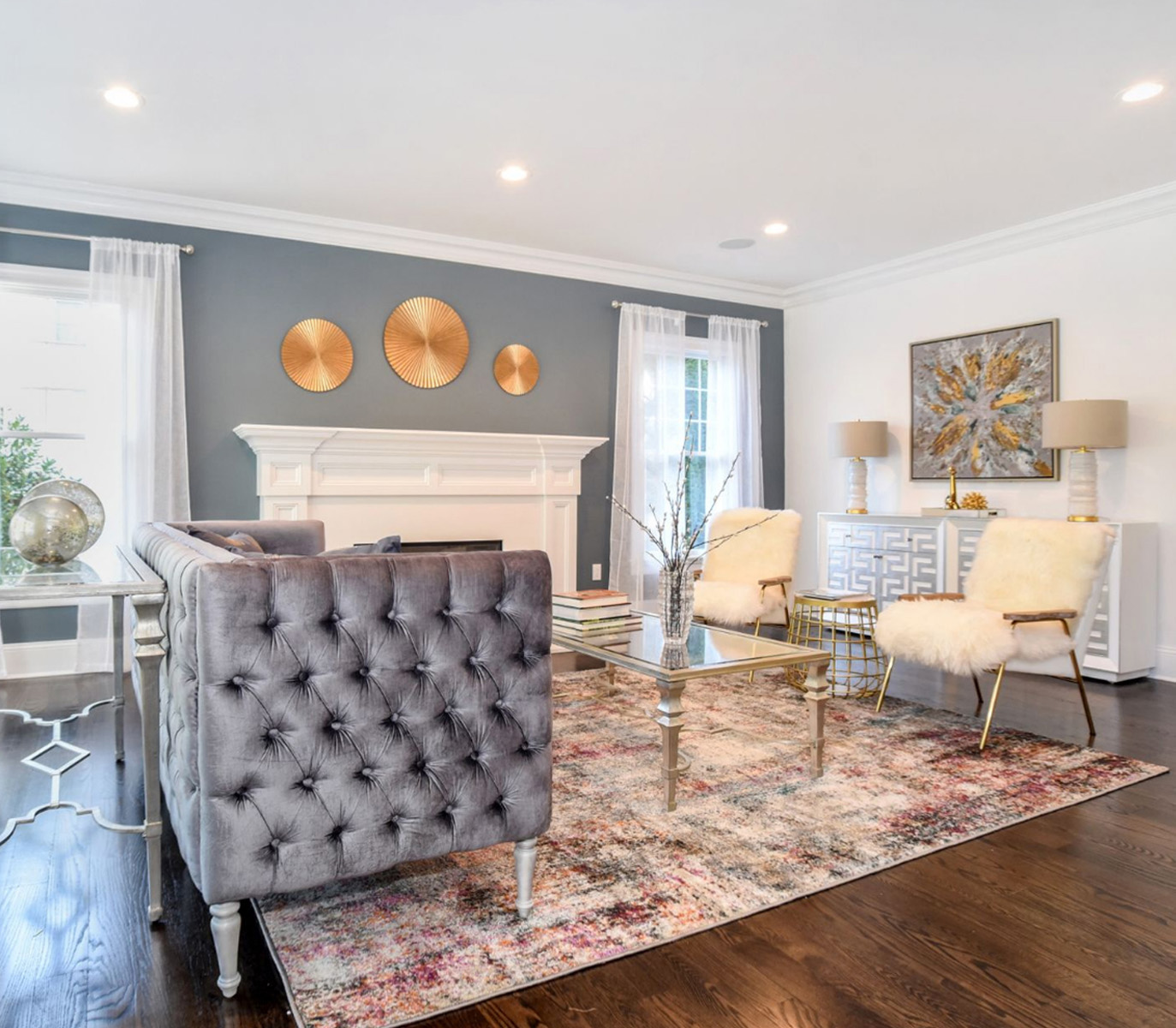 East Hills Staged For Sale