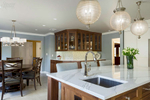 Hewlet Harbor design collaboration with Showcase Kitchens