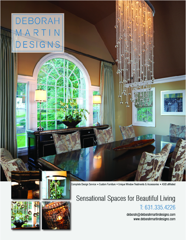 May 2012 NY Spaces Advertisement