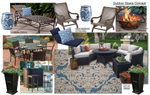 Outdoor Spaces Concept Board