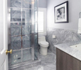 Marble Guest Bathroom