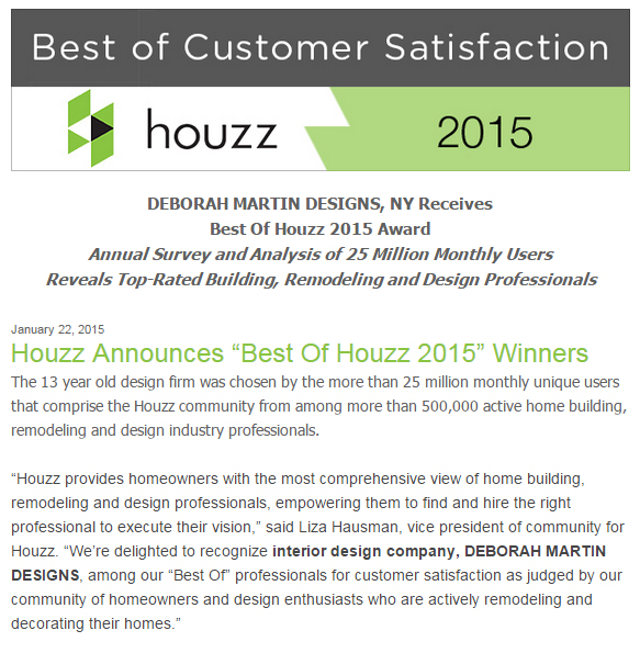 Best of Houzz 2015Winter 2015