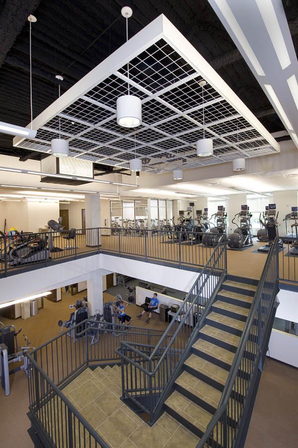 Fitness Center, Mayerson JCC, MSA Architects
