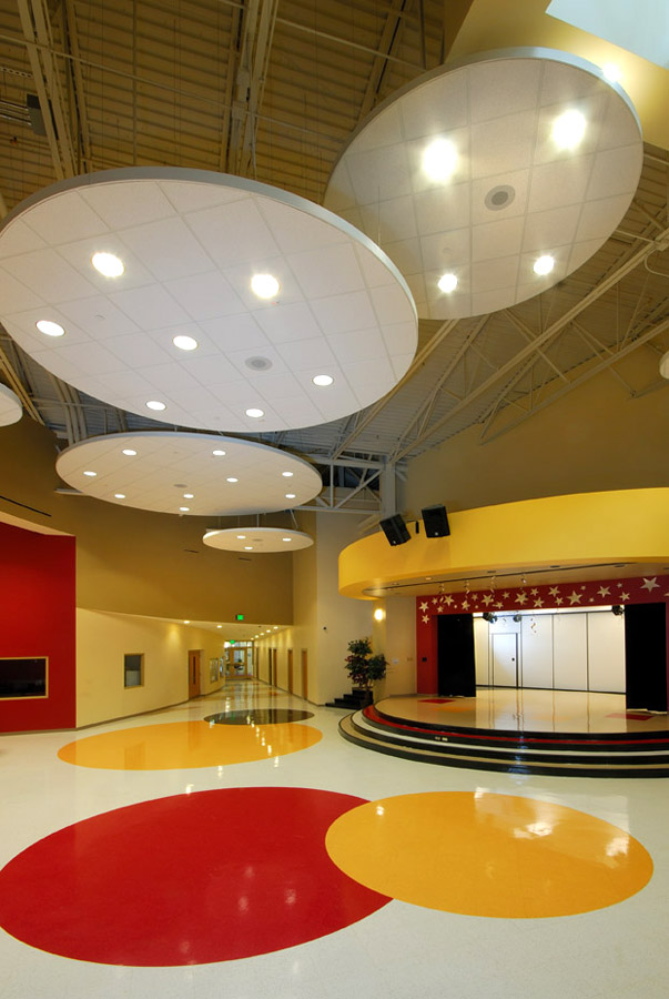 Woodlawn Elementary School, Cincinnati, OhioDNK Architects