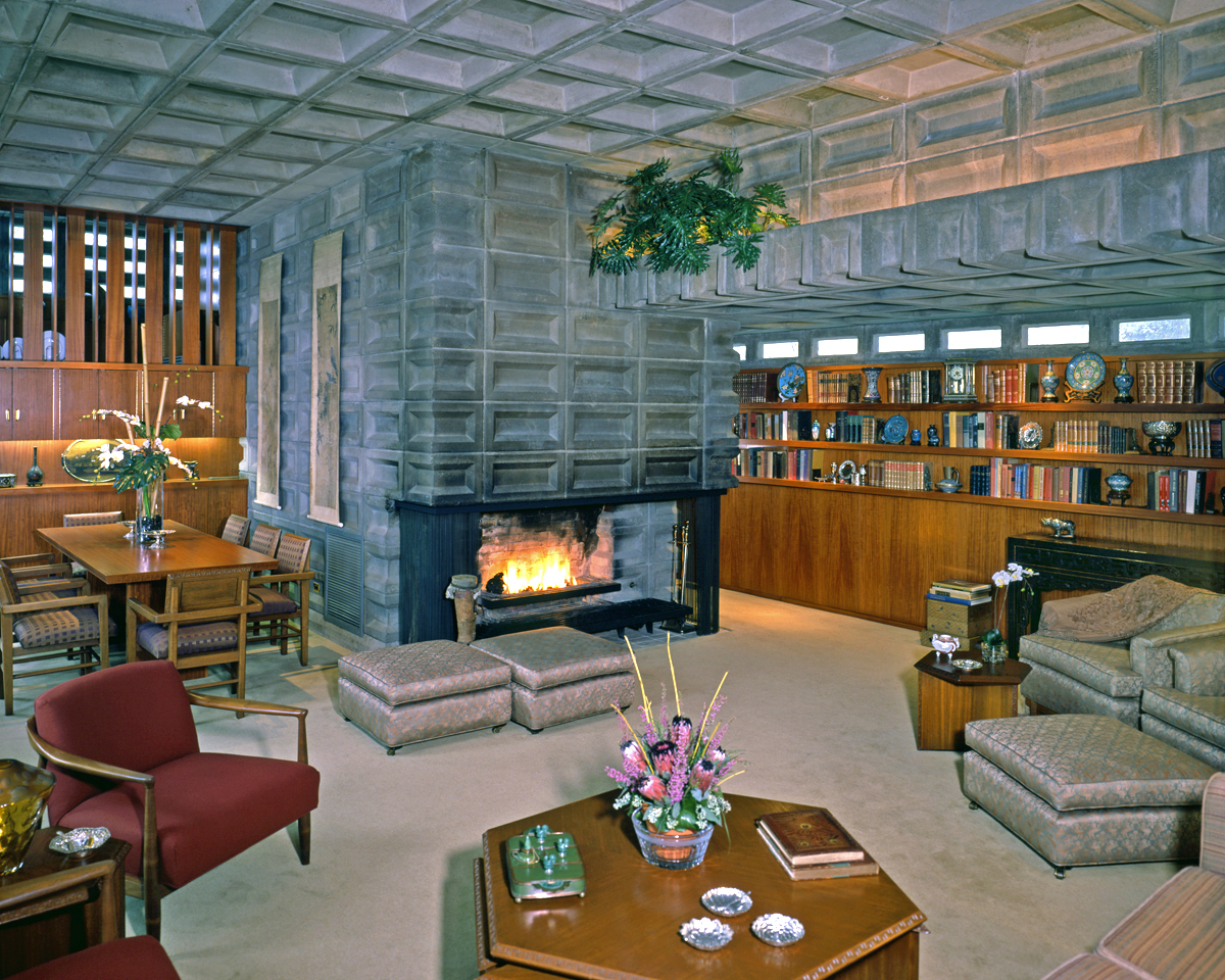 Frank Lloyd Wright - ArchitectHJ Euless Jr. ASID - Interior Design