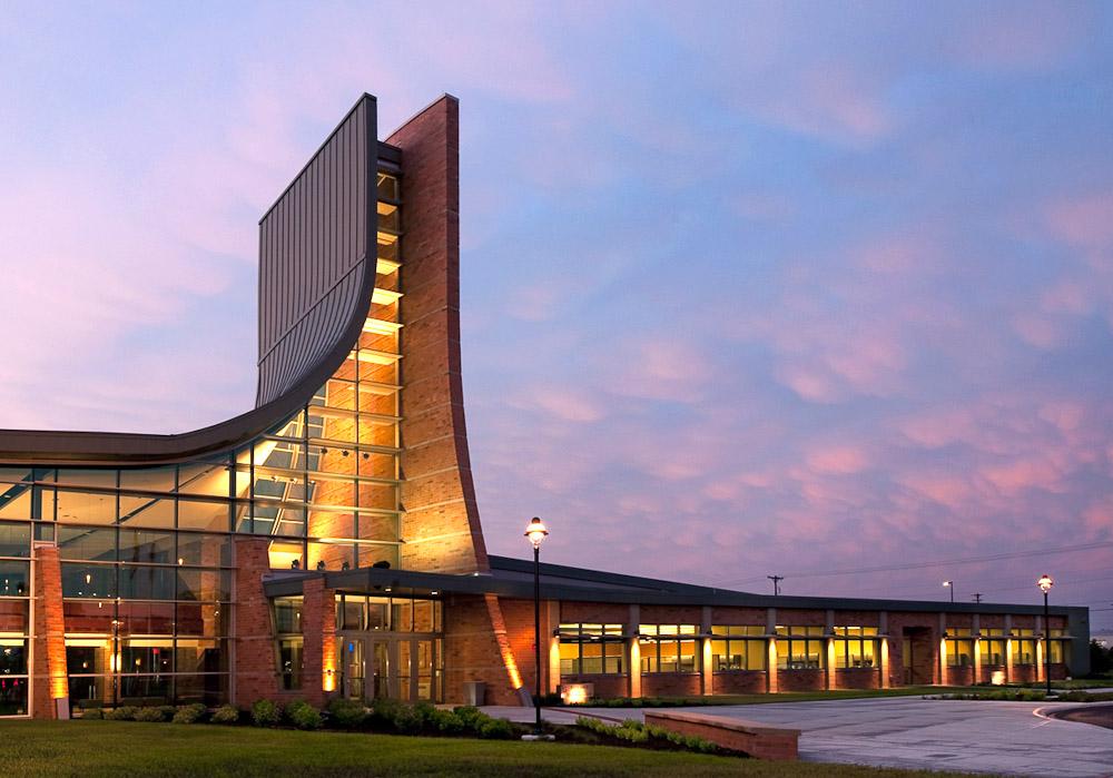 Kroc Community Center, Dayton, OhioJohn Poe Architect