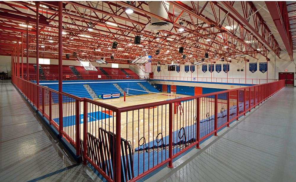 Conner High School, KentuckyRobert Ehmet Hayes Architects
