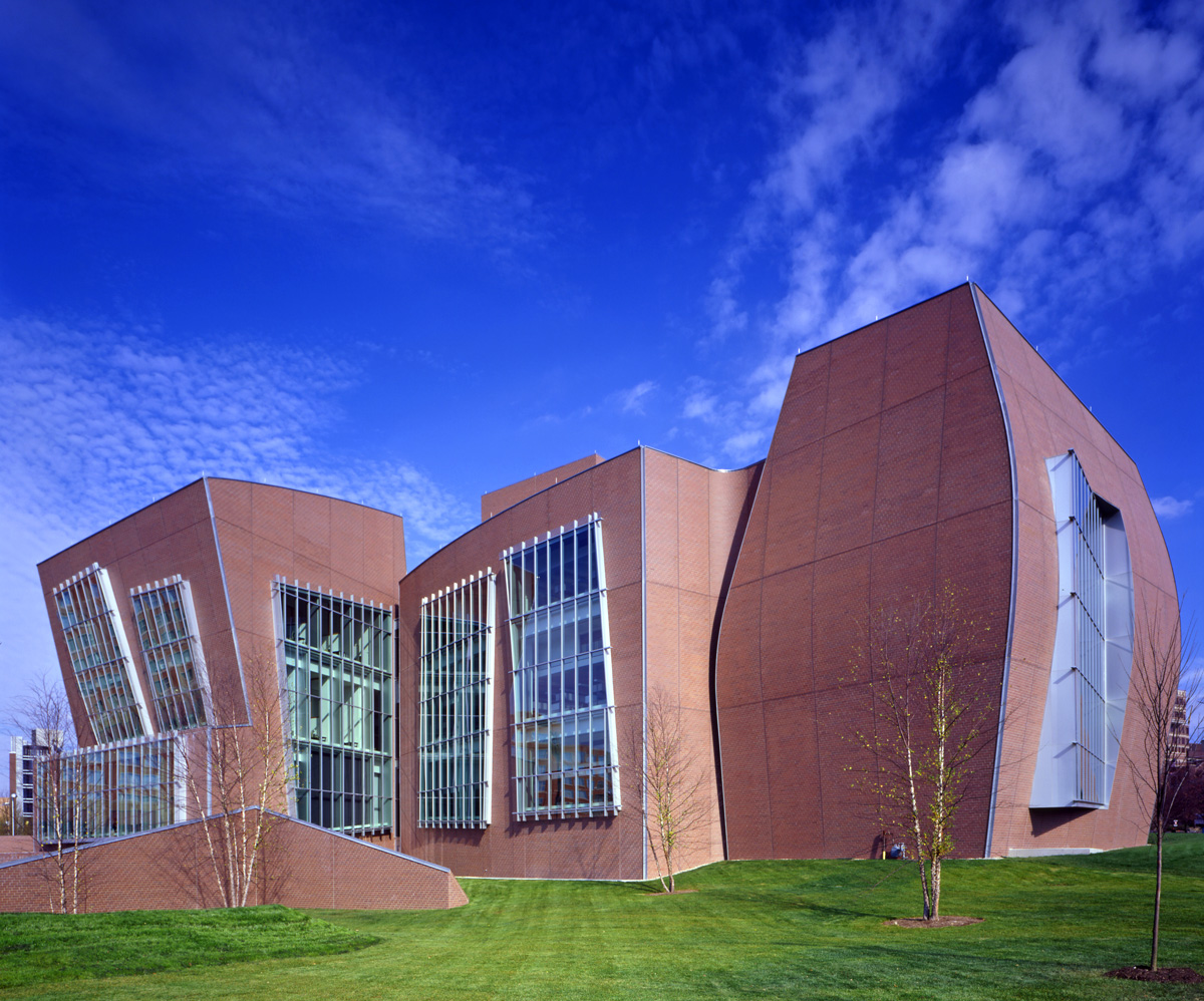 Architects: Frank Gehry and  BHDP Architecture built by Dugan & Meyer Construction.Published in ARCHITECTURAL RECORDInternational Masonry Institute - Golden Trowel AwardEngineering Excellence Awards - Outstanding AchievementBuild Ohio Awards - Best new Construction