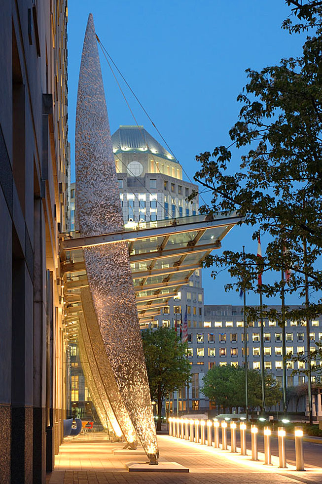Architect- BHDP ArchitectureP&G World Headquarters, Cincinnati, Ohio