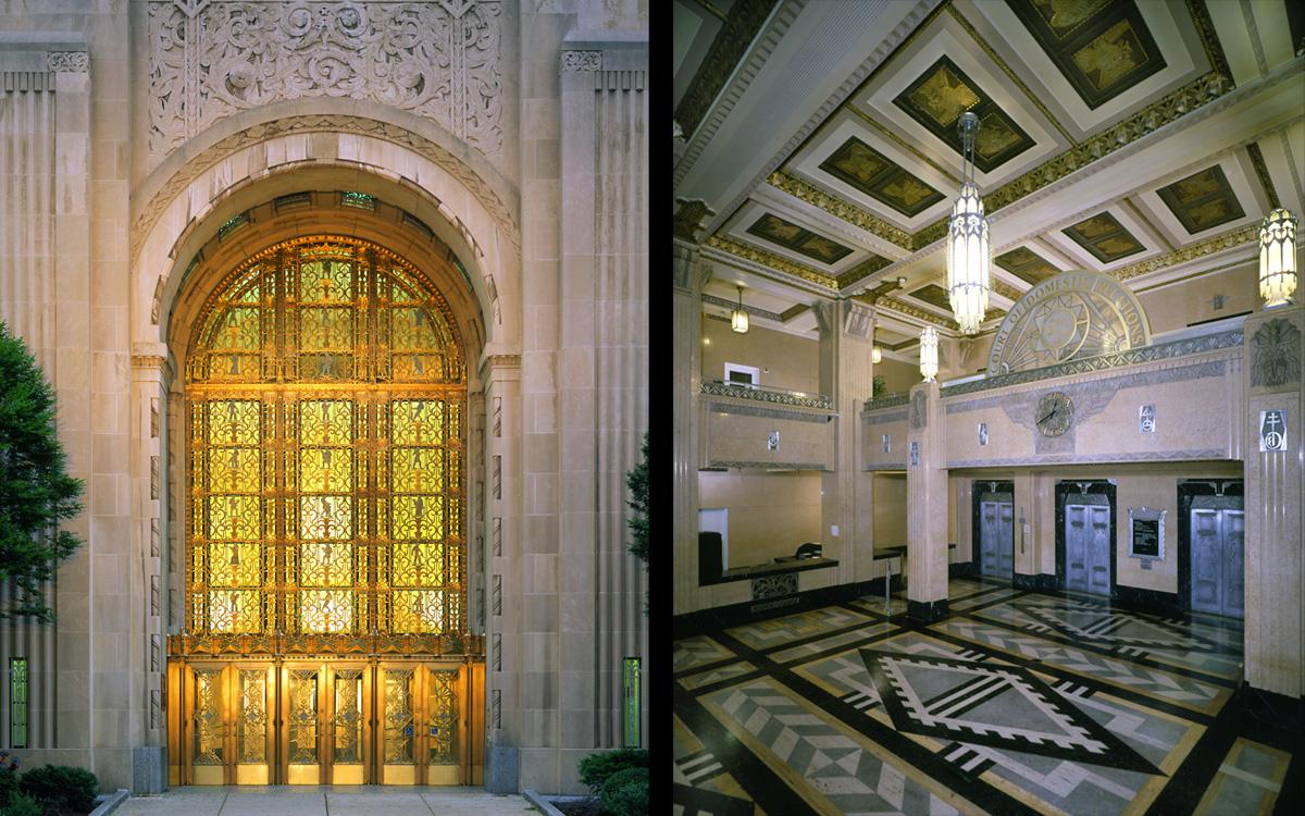 GBBN ArchitectsCincinnati Preservation Award, 2004