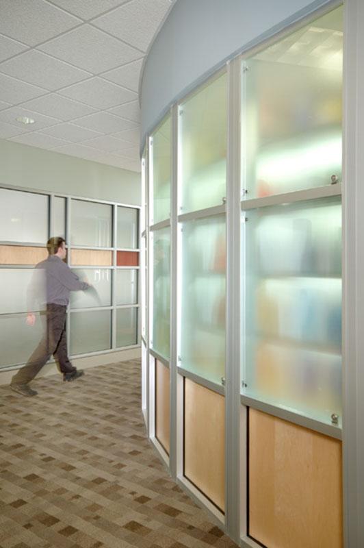 Multi-Color Corporate Office,  SHP Leading Design