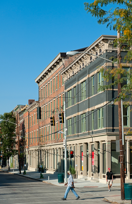 3CDC Development in Cincinnati's Over-the-Rhine