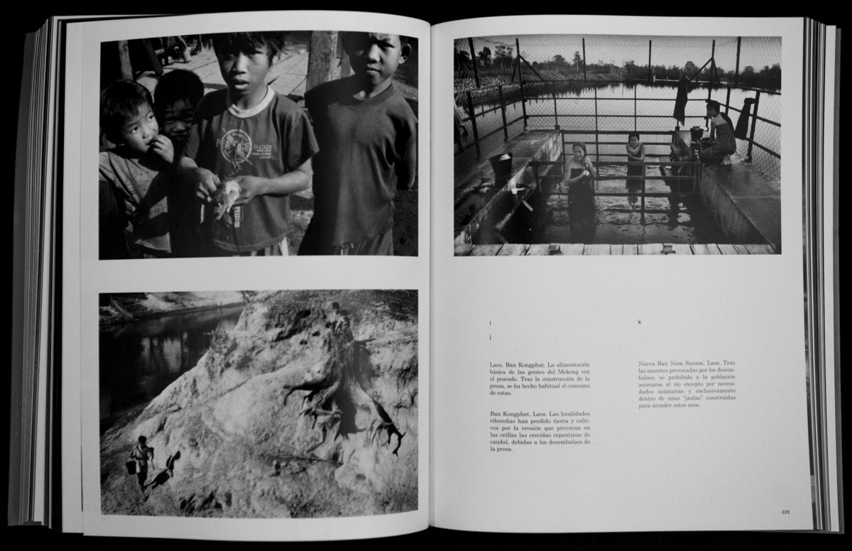 Agua, rios y pueblos - 2008 (Spain)