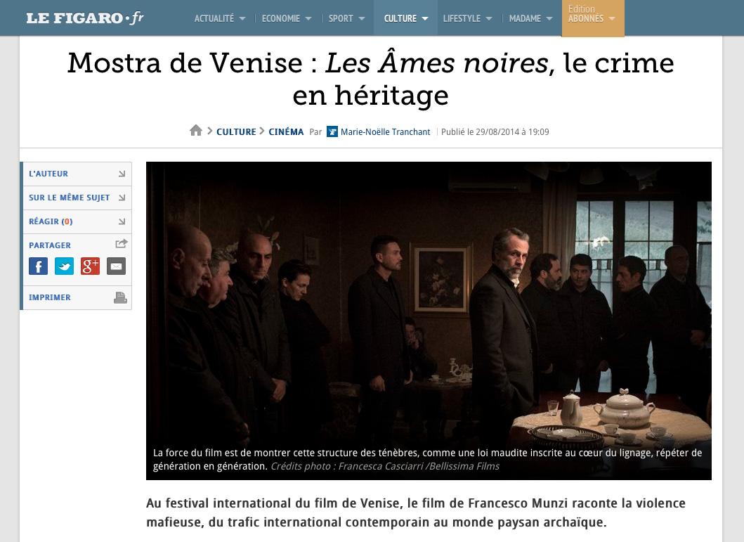 Le Figaro 8-2014 (France)