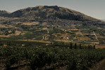 The towns of San Cipirello and San Giuseppe Jato, one of the traditional Mafia heartlands of Sicily, where the anti-mafia organization Libera Terra has its main office today.