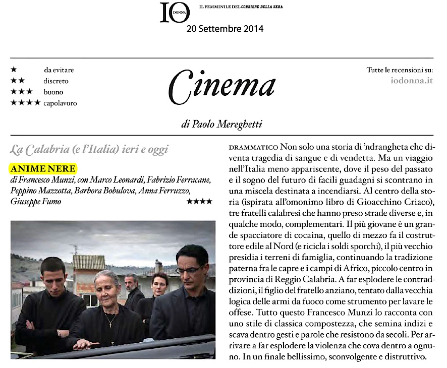 IO Donna 9-2014 (Italy)