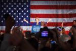 Elizabeth Warren wins the Democratic senateseat in Massachusetts.