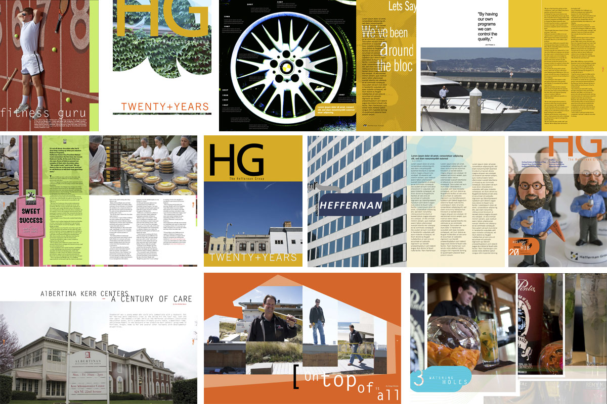 HEFFERNAN GROUP  MAGAZINE