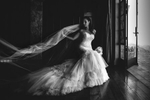 Stunning Bridal Portrait at Malibu Rocky Oaks